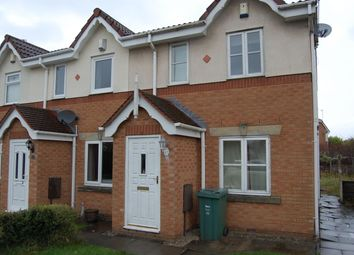 Thumbnail 2 bedroom end terrace house to rent in Cherwell Drive, Whitefield