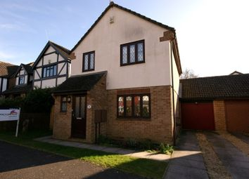 Thumbnail 3 bed detached house for sale in Cogdean Way, Corfe Mullen, Wimborne