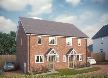 Thumbnail 3 bed semi-detached house for sale in Shrewsbury Road, Bomere Heath, Shrewsbury