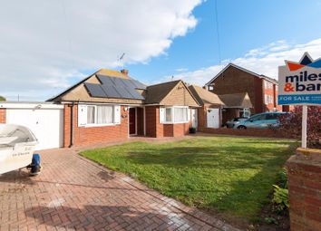 Thumbnail 3 bed detached bungalow for sale in Beresford Gardens, Cliftonville, Margate