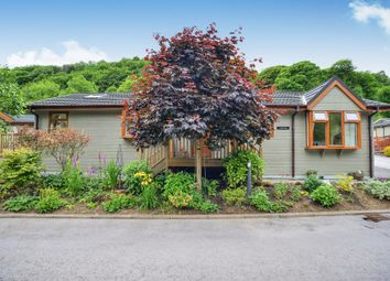 Thumbnail 2 bed mobile/park home for sale in Lea Lane, Merebrook Park, Matlock