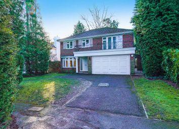 Thumbnail 5 bedroom property to rent in Farleton Close, Weybridge, Surrey
