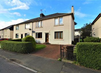 Thumbnail 2 bed flat for sale in Barshaw Drive, Paisley