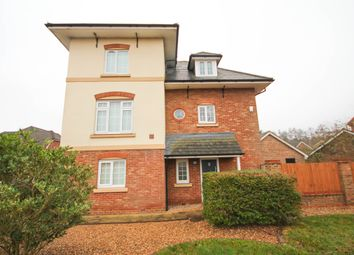 Thumbnail 4 bedroom detached house to rent in The West Hundreds, Fleet