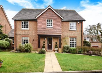 Thumbnail 5 bed detached house for sale in Elstree, Borehamwood