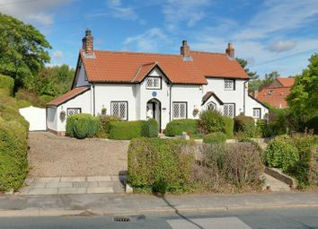 Thumbnail 4 bedroom detached house for sale in West Ella Road, West Ella, Hull