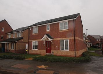 Thumbnail 3 bed detached house for sale in Newbold Drive, Stafford