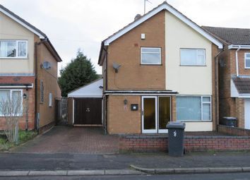 Thumbnail 3 bed property to rent in Bideford Road, Leicester