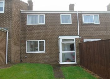 Thumbnail 2 bed terraced house for sale in Stonecross, Ashington