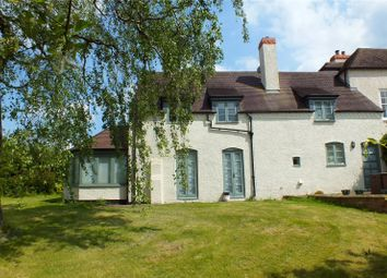 Thumbnail Semi-detached house for sale in Knowle Hill, Evesham, Worcestershire
