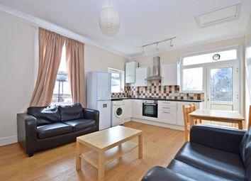 Thumbnail 4 bed flat to rent in Oakmead Road, London