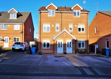Thumbnail 3 bedroom semi-detached house for sale in Mulberry Close, Mansfield