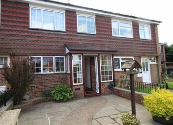 Thumbnail 3 bedroom terraced house to rent in Southdene, Halstead, Sevenoaks