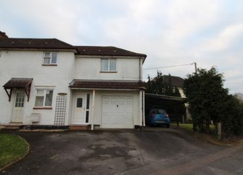 Thumbnail 1 bedroom flat to rent in Bowyer Road, Abingdon