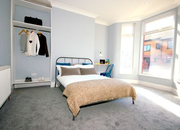 Thumbnail 5 bed shared accommodation to rent in Suffolk Street, Salford