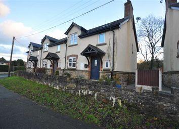 Thumbnail 3 bedroom end terrace house to rent in Nant Alyn Road, Rhydymwyn, Mold