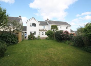 Thumbnail 3 bed semi-detached house to rent in Shute Hill, Mawnan Smith, Falmouth, Cornwall