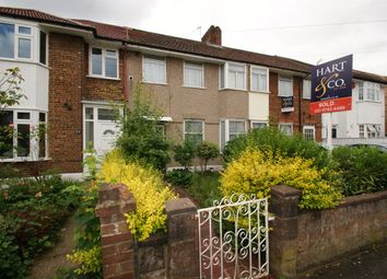 Thumbnail 3 bed terraced house for sale in Sunningdale Avenue, London