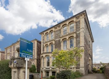 Thumbnail 3 bed flat for sale in All Saints Road, Clifton, Bristol