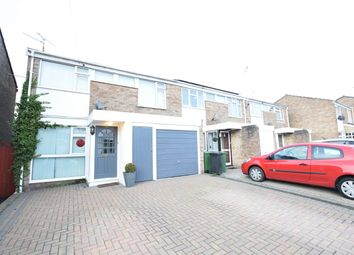 Thumbnail 3 bedroom end terrace house to rent in Montrose Close, Frimley, Camberley