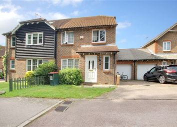 Thumbnail 3 bed semi-detached house to rent in Brandon Close, Maidenbower, Crawley