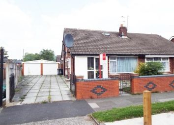 Thumbnail 4 bed bungalow for sale in Shaftesbury Road, Manchester, Greater Manchester