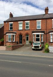 Thumbnail 5 bed terraced house for sale in Middlewich Road, Holmes Chapel, Crewe
