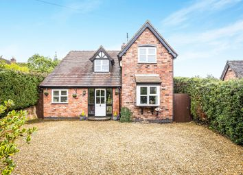 Thumbnail 3 bedroom detached house for sale in Beeston Brook, Tiverton, Tarporley