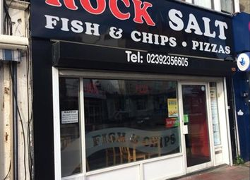 Thumbnail Leisure/hospitality for sale in Fish & Chip Shop PO2, Hampshire