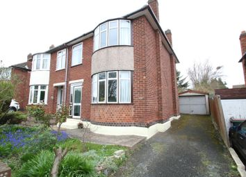 Thumbnail 3 bed semi-detached house for sale in Farren Road, Coventry