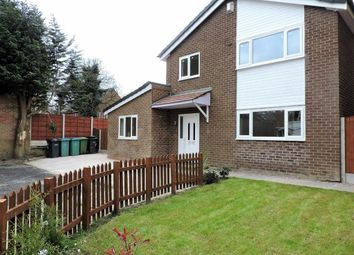 Thumbnail 3 bed detached house for sale in Dean Bank Avenue, Burnage, Manchester