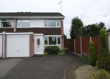 Thumbnail 3 bed semi-detached house for sale in Wythall Road, Halesowen