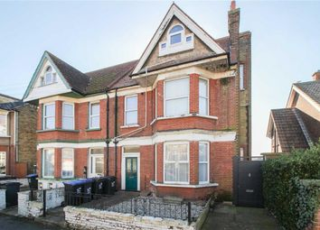 Thumbnail 1 bed flat for sale in Madeira Road, Margate