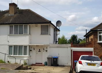 Thumbnail 3 bed semi-detached house to rent in Beverley Gardens, Wembley