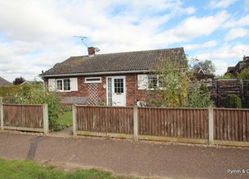 Thumbnail 3 bed detached bungalow for sale in Westfield Road, Brundall, Norwich