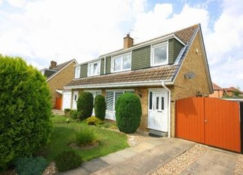 Thumbnail 3 bed semi-detached bungalow to rent in Foxton, York