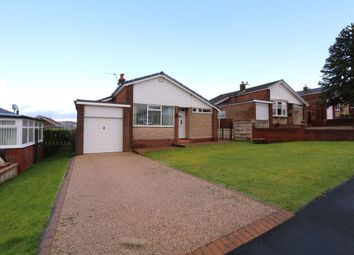 Thumbnail 3 bed bungalow for sale in Holly Bank Rise, Dukinfield