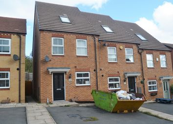 Thumbnail 3 bed semi-detached house for sale in Wellspring Gardens, Dudley