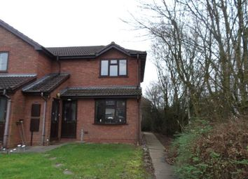 Thumbnail 1 bed flat for sale in Trafalgar House, Nelson Drive, Cannock, Staffordshire