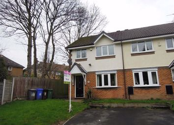 Thumbnail 3 bed semi-detached house for sale in Pendlebury Close, Prestwich, Manchester