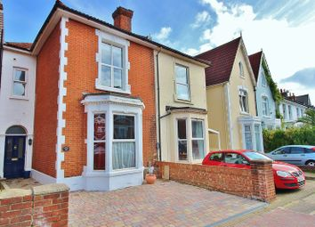 Thumbnail 3 bedroom terraced house for sale in Victoria Road South, Southsea