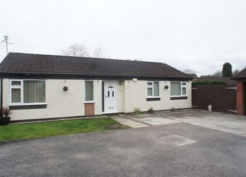 Thumbnail 3 bed detached bungalow for sale in Gairloch Close, Fearnhead, Warrington