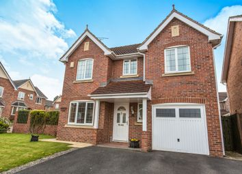 Thumbnail 4 bed detached house for sale in Morton Gardens, Halfway, Sheffield