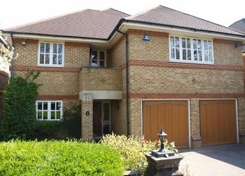 Thumbnail 5 bed detached house for sale in Chantry Close, Mill Hill, London