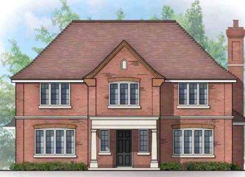 Thumbnail 5 bedroom detached house for sale in Bagshot Road, West End, Woking, Surrey
