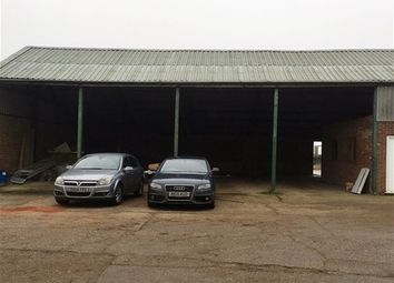 Thumbnail Commercial property to let in Dereham Road, Hingham, Norwich