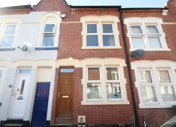 Thumbnail 2 bed terraced house to rent in Latimer Street, West End, Leicester