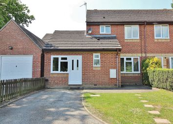 Thumbnail 3 bed semi-detached house for sale in Redshank Road, Waterlooville