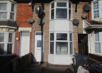 Thumbnail 3 bed terraced house to rent in Arden Road, Saltley