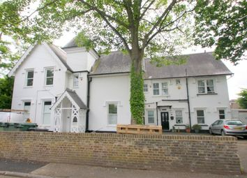 Thumbnail 2 bed flat for sale in 42 Upper Halliford Road, Shepperton, Surrey